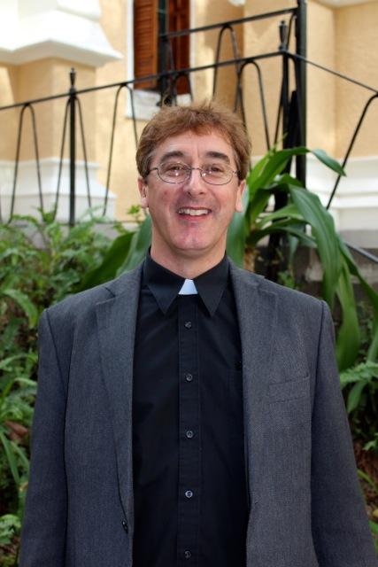 The Revd Mark Rogers